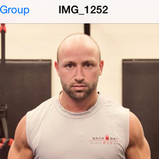 Fitness trainer picture
